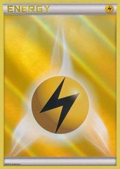 Lightning Energy - 2013 Unnumbered - Reverse Holo