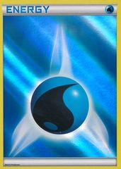 Water Energy - 2013 Unnumbered - Reverse Holo