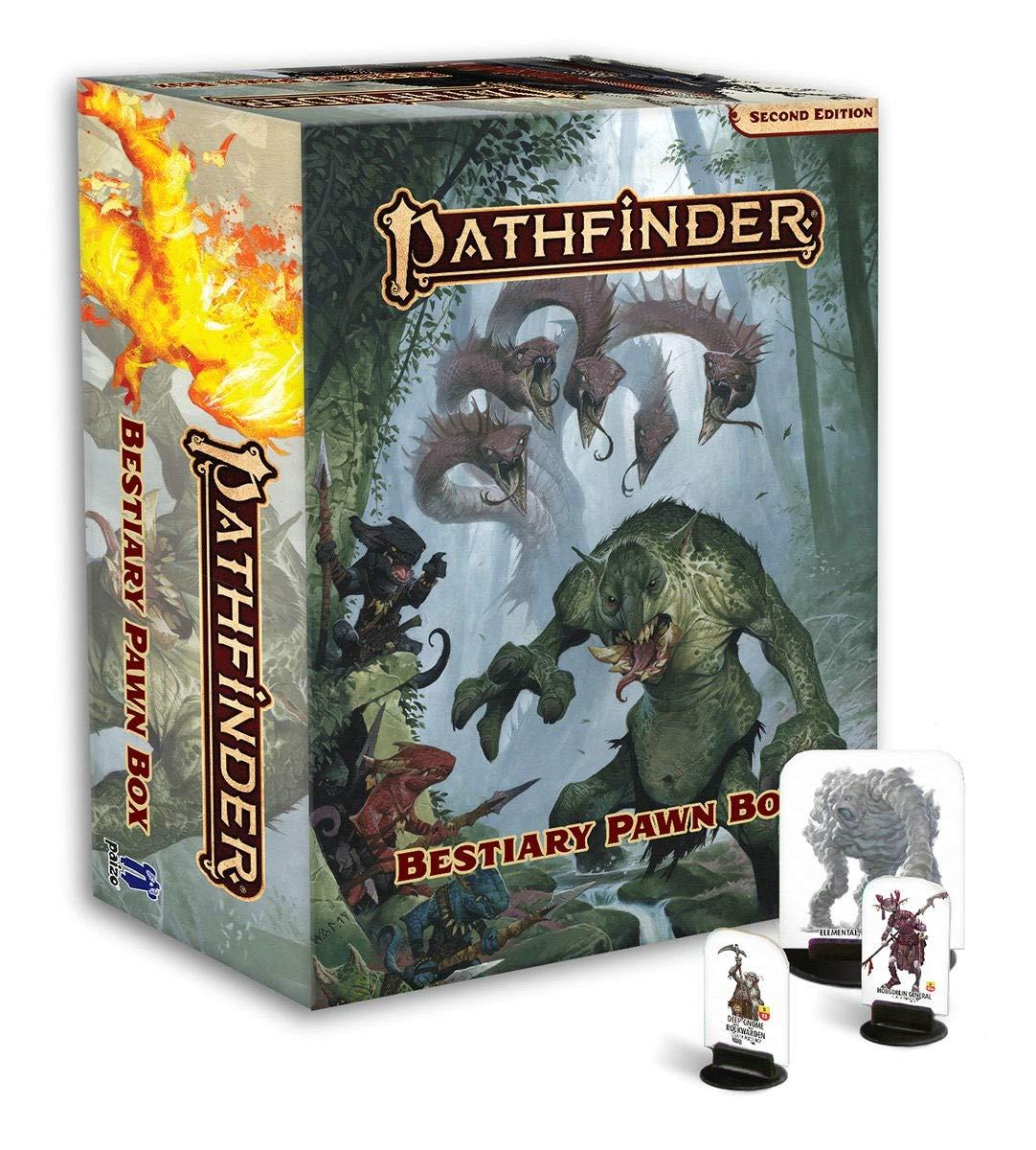 Pathfinder RPG Second Edition: Bestiary Pawn Box