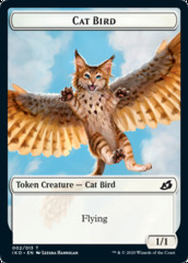 Cat Bird Token