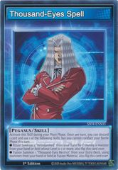 Thousand-Eyes Spell - SS04-ENS03 - Common - 1st Edition