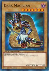 Dark Magician - SS04-ENA01 - Common - 1st Edition