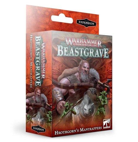 Warhammer Underworlds: Beastgrave – Hrothgorns Mantrappers