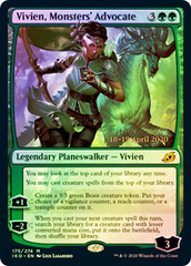 Vivien, Monsters' Advocate - Foil - Prerelease Promo
