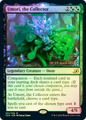 Umori, the Collector - Foil - Prerelease Promo