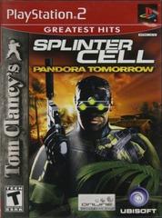 Splinter Cell Pandora Tomorrow [Greatest Hits]