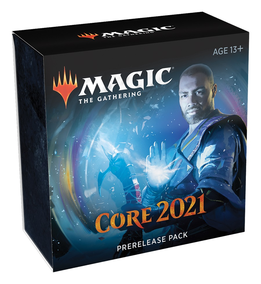 Core Set 2021 Prerelease Pack (plus two Draft Boosters!)