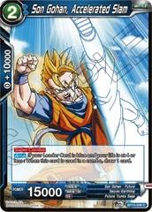 Son Gohan, Accelerated Slam - BT10-039 - C - Foil