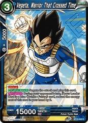 Vegeta, Warrior That Crossed Time - BT10-042 - C