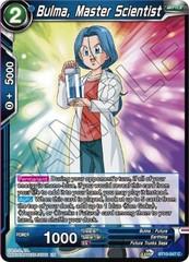 Bulma, Master Scientist - BT10-047 - C - Foil