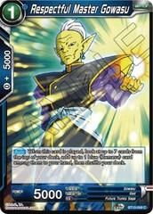 Respectful Master Gowasu - BT10-049 - C