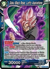 Goku Black Rose, Lofty Aspirations - BT10-050 - R