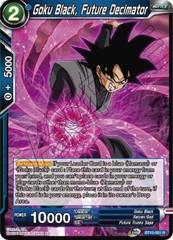 Goku Black, Future Decimator - BT10-051 - R - Foil