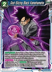 God-Slicing Black Kamehameha - BT10-057 - R