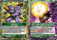 Ginyu // Ginyu, New Leader of the Force - BT10-061 - C