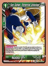 Son Gohan, Potential Unlocked - BT10-067 - UC