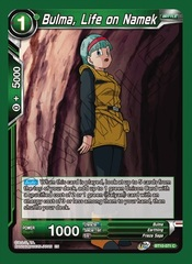 Bulma, Life on Namek - BT10-071 - C - Foil