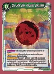 One-Star Ball, Parasitic Darkness - BT10-091 - UC - Foil