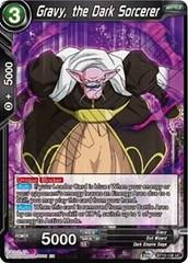 Gravy, the Dark Sorcerer - BT10-138 - UC