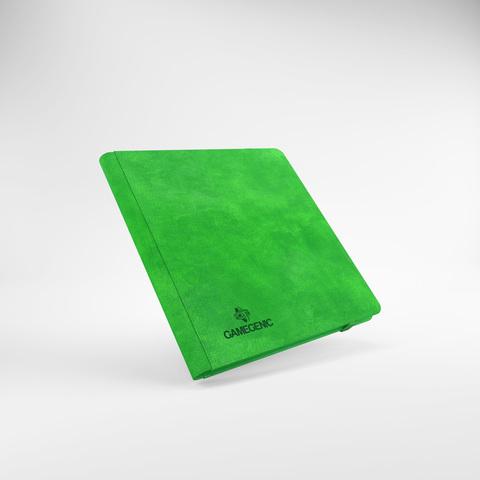 Gamegenic - Prime Album 24-Pocket - Green
