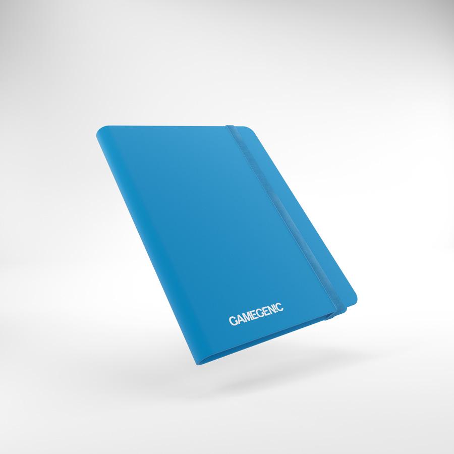 Gamegenic - Casual Album 18-Pocket - Blue