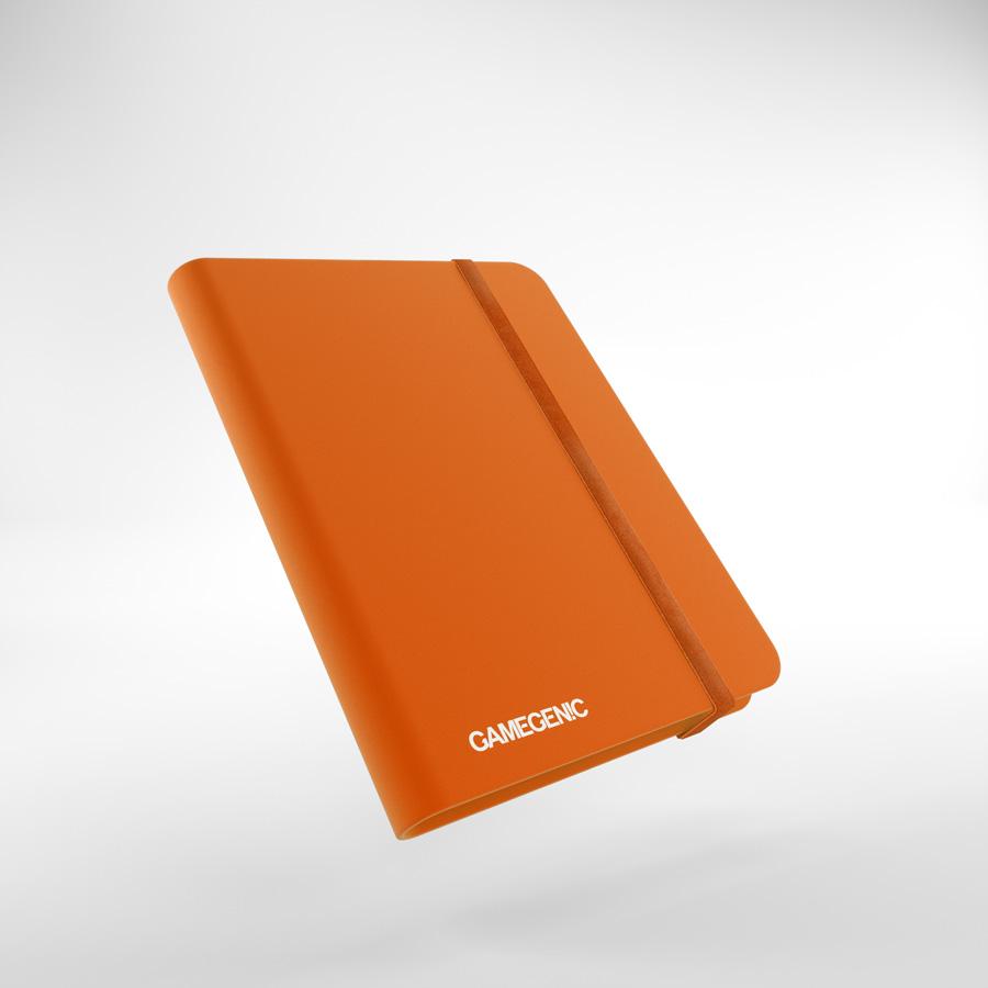 Gamegenic - Casual Album 8-Pocket - Orange