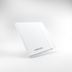 Gamegenic - Casual Album 24-Pocket - White