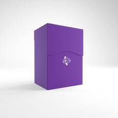 Gamegenic - Deck Holder 80+ - Purple