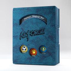 Gamegenic - Keyforge Deck Book - Blue
