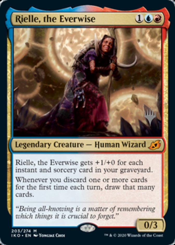 Rielle, the Everwise - Promo Pack