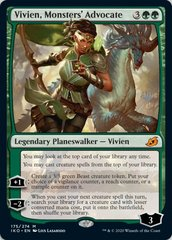 Vivien, Monsters' Advocate - Foil - Promo Pack