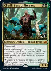 Chevill, Bane of Monsters - Foil - Promo Pack