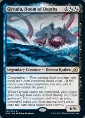 Gyruda, Doom of Depths - Foil - Promo Pack