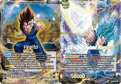 Vegito // SSB Vegito, Godhood Transcended - SD12-01 - ST - Foil