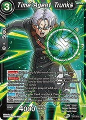 Time Agent Trunks - SD14-04 - ST