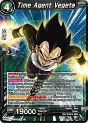 Time Agent Vegeta - SD14-03 - ST - Foil