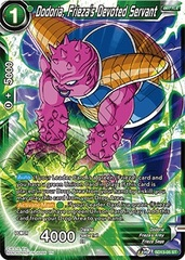 Dodoria, Frieza's Devoted Servant - SD13-05 - ST - Foil
