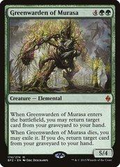 Greenwarden of Murasa - Foil - Promo Pack