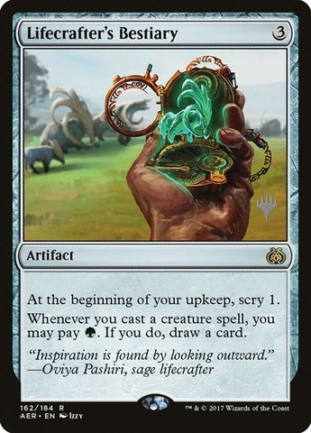 Lifecrafters Bestiary - Foil - Promo Pack