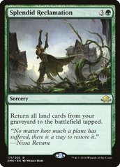 Splendid Reclamation - Foil - Promo Pack
