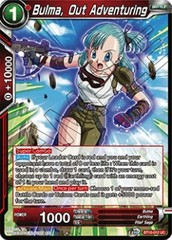 Bulma, Out Adventuring - BT10-012 - UC