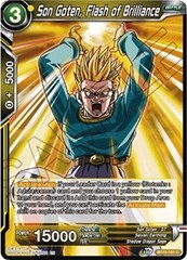 Son Goten, Flash of Brilliance - BT10-101 - C