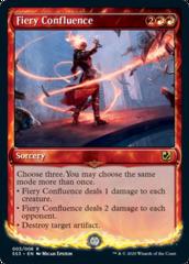 Fiery Confluence - Foil