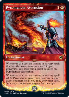 Pyromancer Ascension - Foil