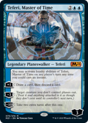 Teferi, Master of Time *1