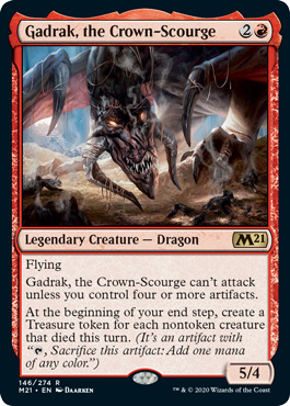Gadrak, the Crown-Scourge