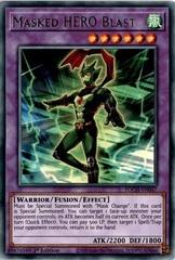 Masked HERO Blast - TOCH-EN047 - Rare - 1st Edition