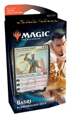 Magic 2021 (M21) Core Set Planeswalker Deck (Intro Pack): Basri