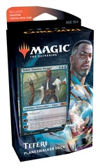 (BLACK FRIDAY) Core Set 2021 Planeswalker Deck: Teferi