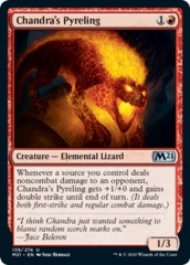 Chandra's Pyreling - Foil